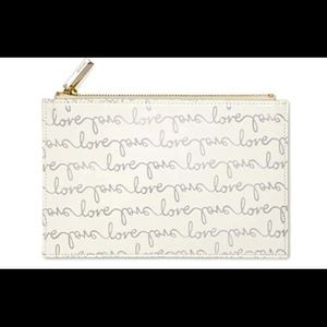NWT Kate Spade Love Bag